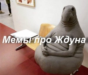 Мем Ждун