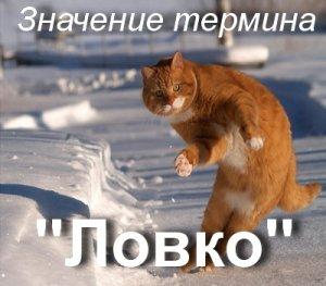 Ловко, Ловкий - что значит?