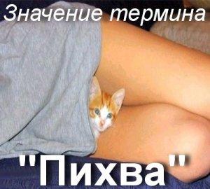 Пiхва, Пихва - перевод с украинского