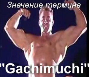 что значит Gachimuchi перевод?