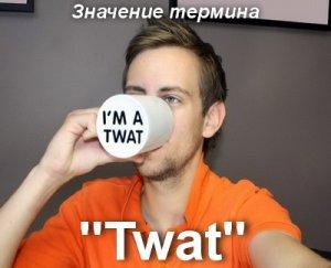TWAT - перевод
