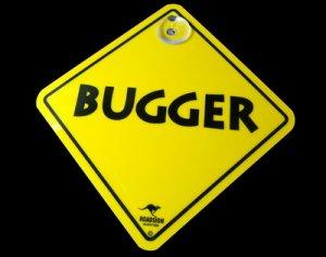 что значит Bugger перевод?
