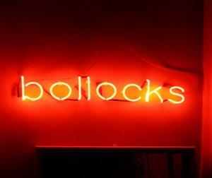 Bollocks - перевод