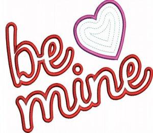 Bi mine, Be mine - перевод
