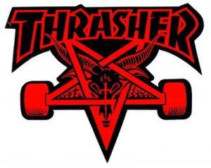 Thrasher - перевод