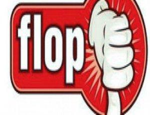 что значит Flop перевод?