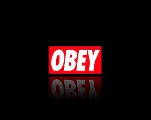 Obey - перевод