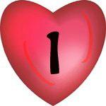 цифра один в любви значение.