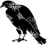 кельтский зодиак ястреб.