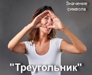 Символ Треугольника - что значит?