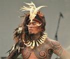 тату полинезийский воин значение.