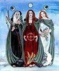 кельтская триединая богиня значение.