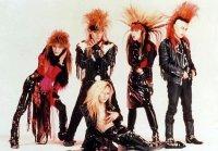 X Japan примерно 1989 год.