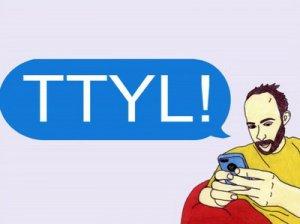 TTYL - что значит?