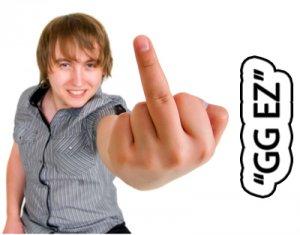 GG EZ - что значит?