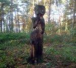 Макошь идол богини.