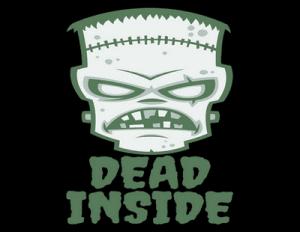 Dead inside - что значит?