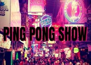 Пинг-понг шоу на Пхукете