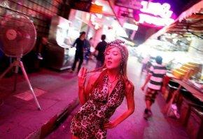 Секс-туризм в Бангкоке.
