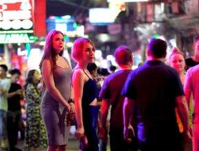 Русские проститутки в Таиланде.