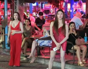 Особенности тайских проституток.