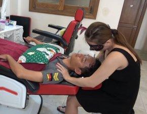 Тайский боди-массаж.