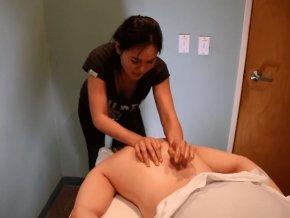 Секс-массаж в Таиланде.