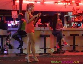 Минет-бары в Паттайе.