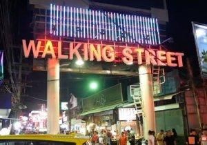 Walking Street Паттайя