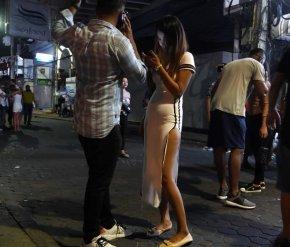Паттайя - столица секс туризма.
