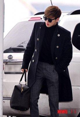 Сухо из EXO, как одевается?