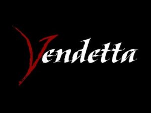 Вендетта - что значит?