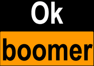 OK boomer - что значит?