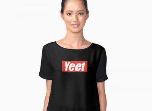 Yeet это сленг?