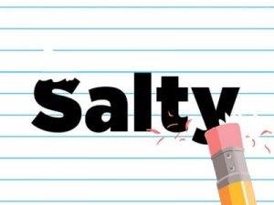 Salty - перевод