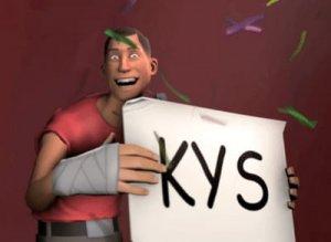 KYS - что значит?