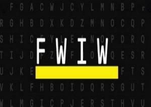FWIW - что значит?