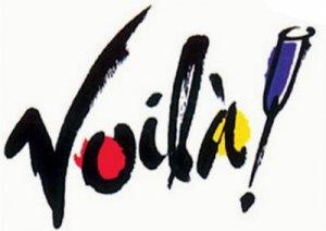Вуаля - что значит?