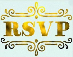 RSVP - расшифровка?