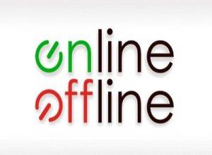 Что значит Оффлайн и Онлайн?