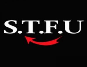 STFU - что значит?