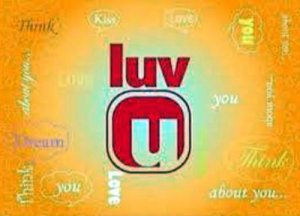 Luv U - перевод