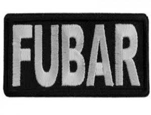 FUBAR - перевод?