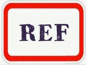 REF - перевод?