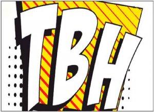 TBH - что значит?
