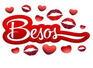 Besos - перевод?