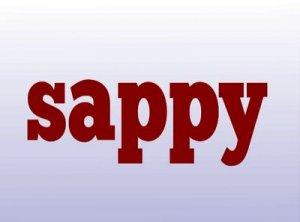 Sappy - перевод?