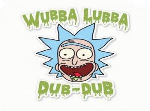 Wubba Lubba Dub Dub - перевод?
