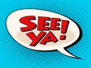 Seeya, See ya - что значит?