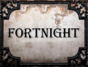 Fortnight - перевод?